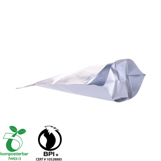 Eco Friendly Doypack Compostable PLA Bag Fabricante en China