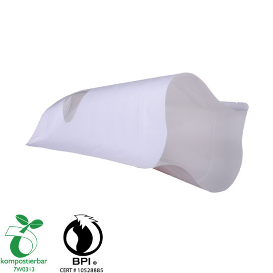 Cremallera Doypack Side Gusset Coffee Bag con válvula Fabricante China