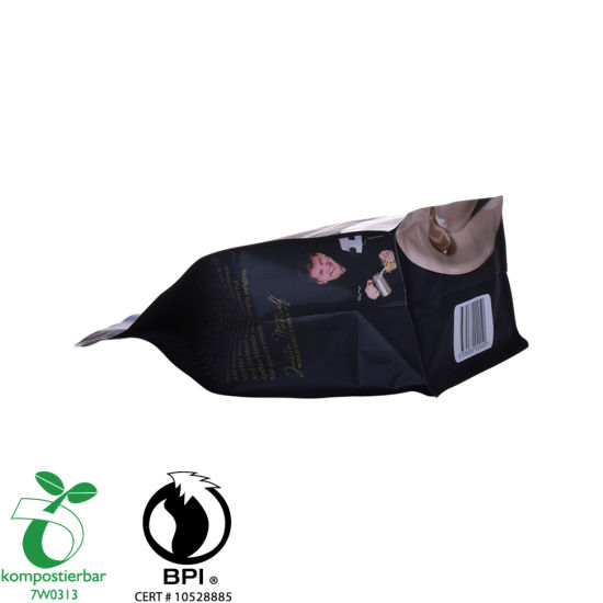 Renewable Box Bottom Transparent Eco Bag Fabricante China