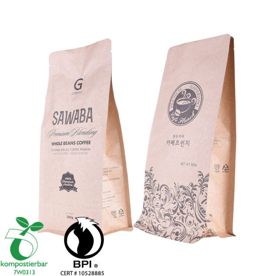 Eco Side Gusset Packaging Cafe al por mayor en China